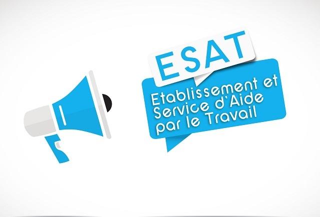 Avenir des établissements et services d'aide par le travail (ESAT)
