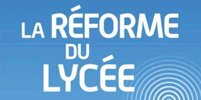 Réforme des lycées