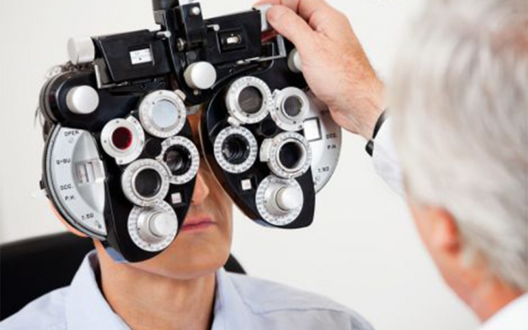 Reconnaissance de l'optométrie