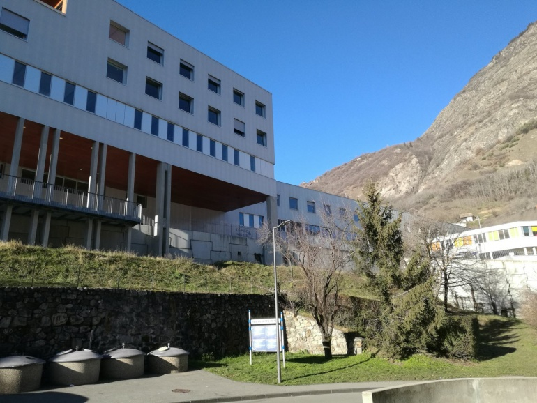 """Demande de classement en """"Hôpital isolé"""" de l'Hôpital de Saint-Jean-de-Maurienne"""