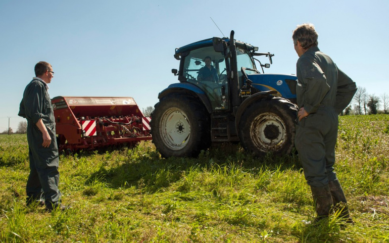 Proposition de loi visant à améliorer la protection sociale des non-salariés agricoles