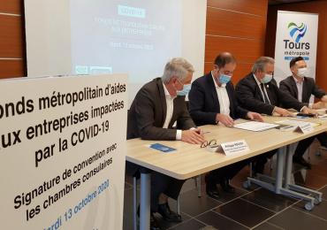 Aider PME et TPE face au coronavirus : de bonnes pratiques des collectivités territoriales relayées par les sénateurs